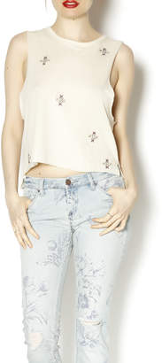Chaser Embellished Muscle Tank