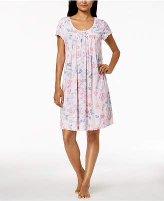 Miss Elaine Etched Spring Floral night gown