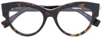 Cat Eye Fendi Eyewear tortoiseshell glasses