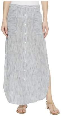 Roxy Sunset Islands Yarn-Dyed Skirt Women's Skirt