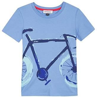 Jean Bourget Boy's TS VISU T-Shirt,(Size: 10A)
