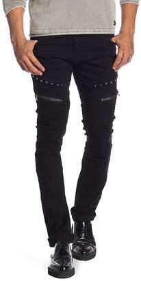 TR Premium Slim Fit Stretch Washed Denim Jeans