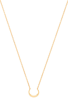 gorjana Silas Necklace in Metallic Gold. $50 thestylecure.com