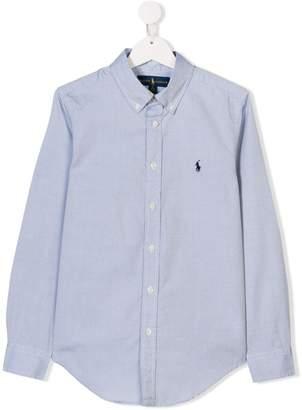 Ralph Lauren Kids TEEN classic oxford shirt