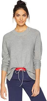 Calvin Klein Women's Lightweight Sweater with Stitching