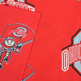 NCAA Kohl's Ohio State Buckeyes Printed Sheet Set - Twin