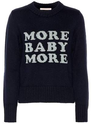 Christopher Kane More Baby More wool sweater