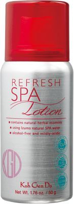 Koh Gen Do Refresh Skin Spray