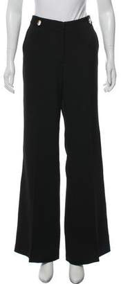 Ramy Brook Mid-Rise Wide-Leg Pants w/ Tags