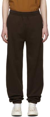 Converse Brown A$AP Nast Edition Cotton Lounge Pants