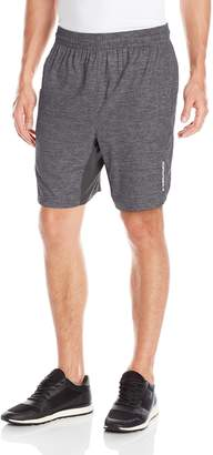 Head Men's Ace Heathered Woven 9 Inchshort