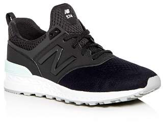 New Balance Men's 574 Air Mesh Lace Up Sneakers