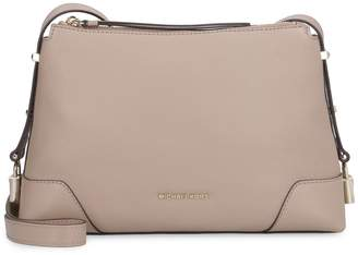 Michael Kors Crosby Leather Small Shoulder Bag