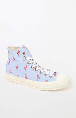 Converse Chuck 70 Prep Embroidery High Top Shoes