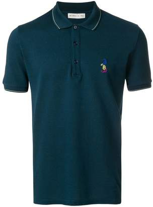 Etro slim-fit polo shirt