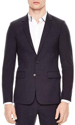 Sandro Micro Slim Fit Sport Coat