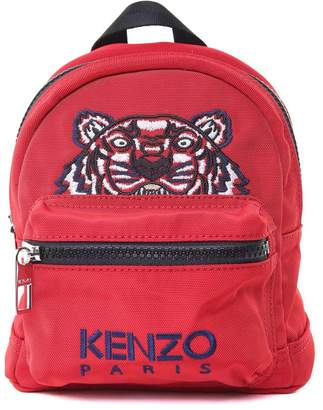 Kenzo Mini Tiger Nylon Backpack