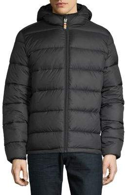 Hudson's Bay Company Hooded Down Puffer Jacket