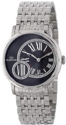Marvin Women's 'Ladies Origin' Swiss Quartz Stainless Steel Casual Watch