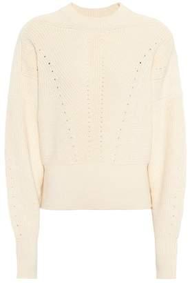 Isabel Marant Lonnyl cotton-blend sweater