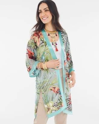 Tropical Kimono
