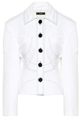 Ellery Modular cotton jacket