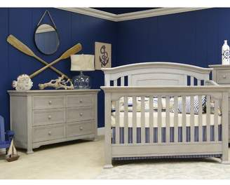 Centennial Medford 4-in-1 Convertible 2 Piece Crib Set