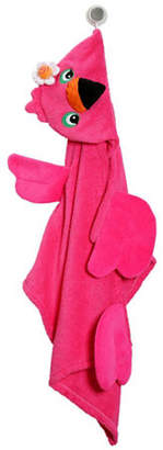 Franny ZOOCCHINI The Flamingo Toddler Towel
