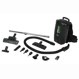 Atrix VACBP1 HEPA Backpack Vacuum Corded 8 Quart HEPA Bag 4 Level Filtration Attachments