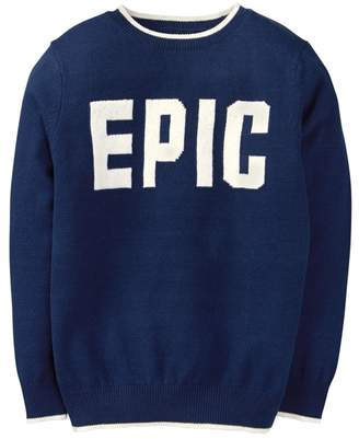 Crazy 8 Epic Sweater