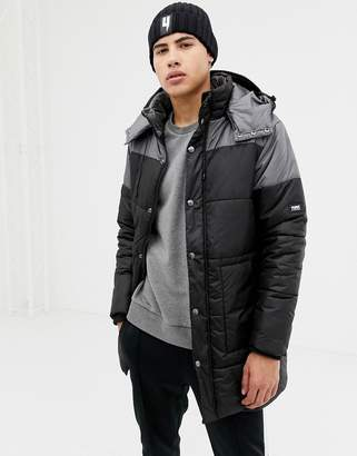 Puffa Padded 3/4 Length Coat