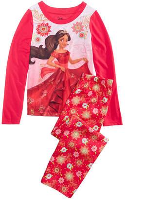 Disney (ディズニー) - Disney Little & Big Girls 2-Pc. Elena of Avalor Pajama Set