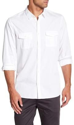 Calvin Klein Long Sleeve Bedford Shirt