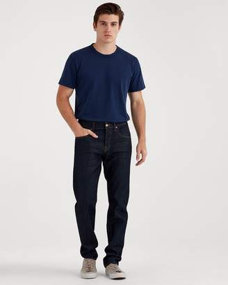 7 For All Mankind Airweft Denim The Straight in Caveat