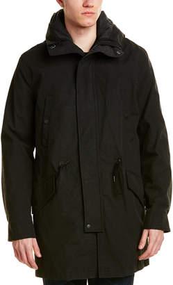 Cole Haan Hooked Anorak Jacket