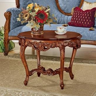 Toscano Design Chateau Montfort Louis XV Cocktail Table