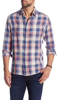 Grayers Spencer Summer Slub Twill Modern Fit Shirt