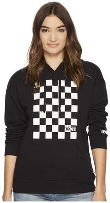 Vans Check Box Hoodie Women's Sweatshirt
