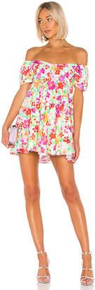 Caroline Constas Dina Mini Dress