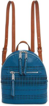 Splendid Park City Mini Perforated Backpack in Ocean