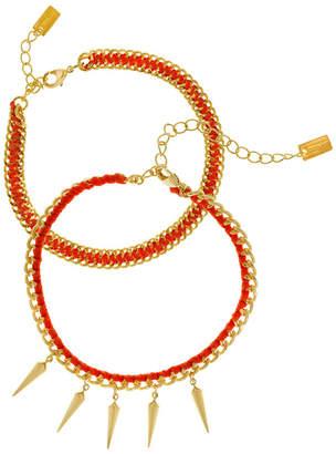 Chan Luu Orange Friendship Bracelet
