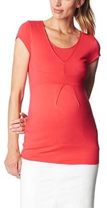 Esprit Women's R84752 Maternity T-Shirt,12 (Manufacturer Size: )