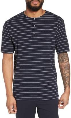 Theory Relaxed Stripe Henley