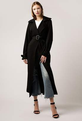 Azalea Nadine Rain Guard Trench Coat
