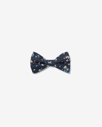 Express Floral Liberty Fabric Bow Tie