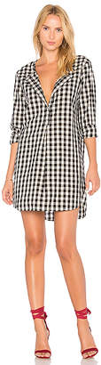 Stateside Oxford Shirting Dress