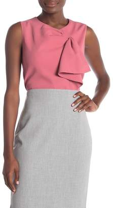 Ted Baker Sculpted Bow Sleeveless Top