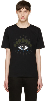 Kenzo Black Eye T-Shirt $120 thestylecure.com