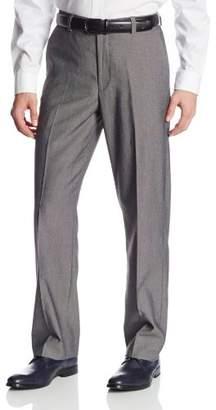Geoffrey Beene Men's Modern-Fit Textured-Pindot Dress Pant