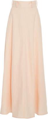 Zimmermann Linen Maxi Skirt Size: 2